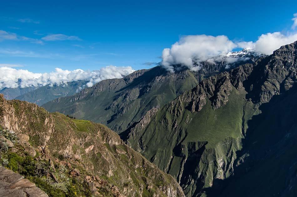 Valle del Colca en Arequipa