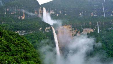 Photo of Catarata de Gocta: Disfruta de la belleza de esta enorme caída de agua
