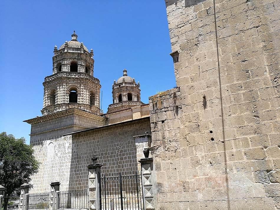 Iglesia de San Francisco en Cajamarca