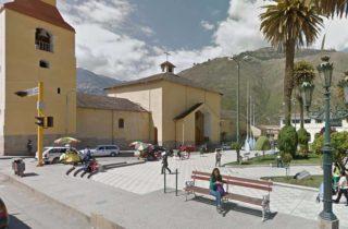 Plaza de Armas en Abancay