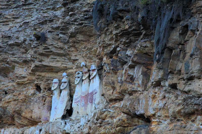 Photo of Sarcófagos de Karajía: Aprendé sobre la historia de estas tumbas chachapoyas