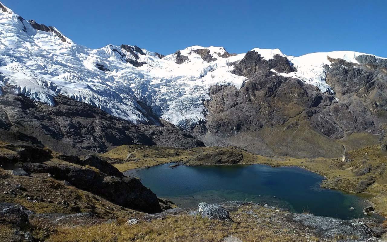 Nevado Huaytapallana en Junin