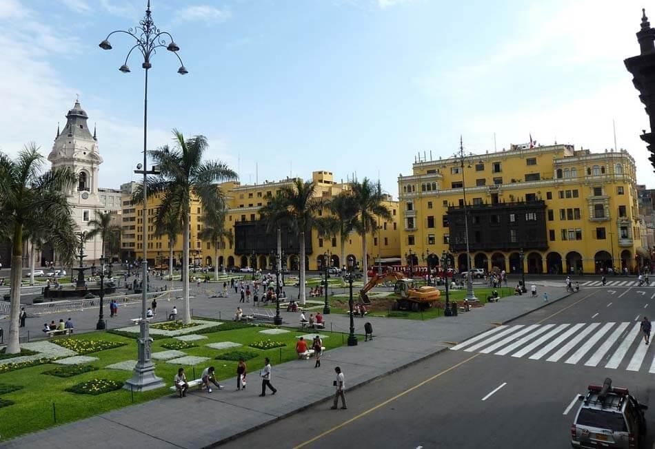 Turismo en Lima
