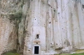 Carcel de piedra de Cotabamba