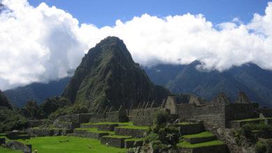 Ruinas de Machu Picchu en Cusco