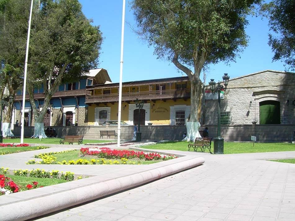 turismo en Moquegua
