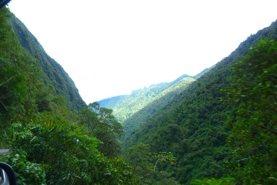 turismo en cerro de pasco