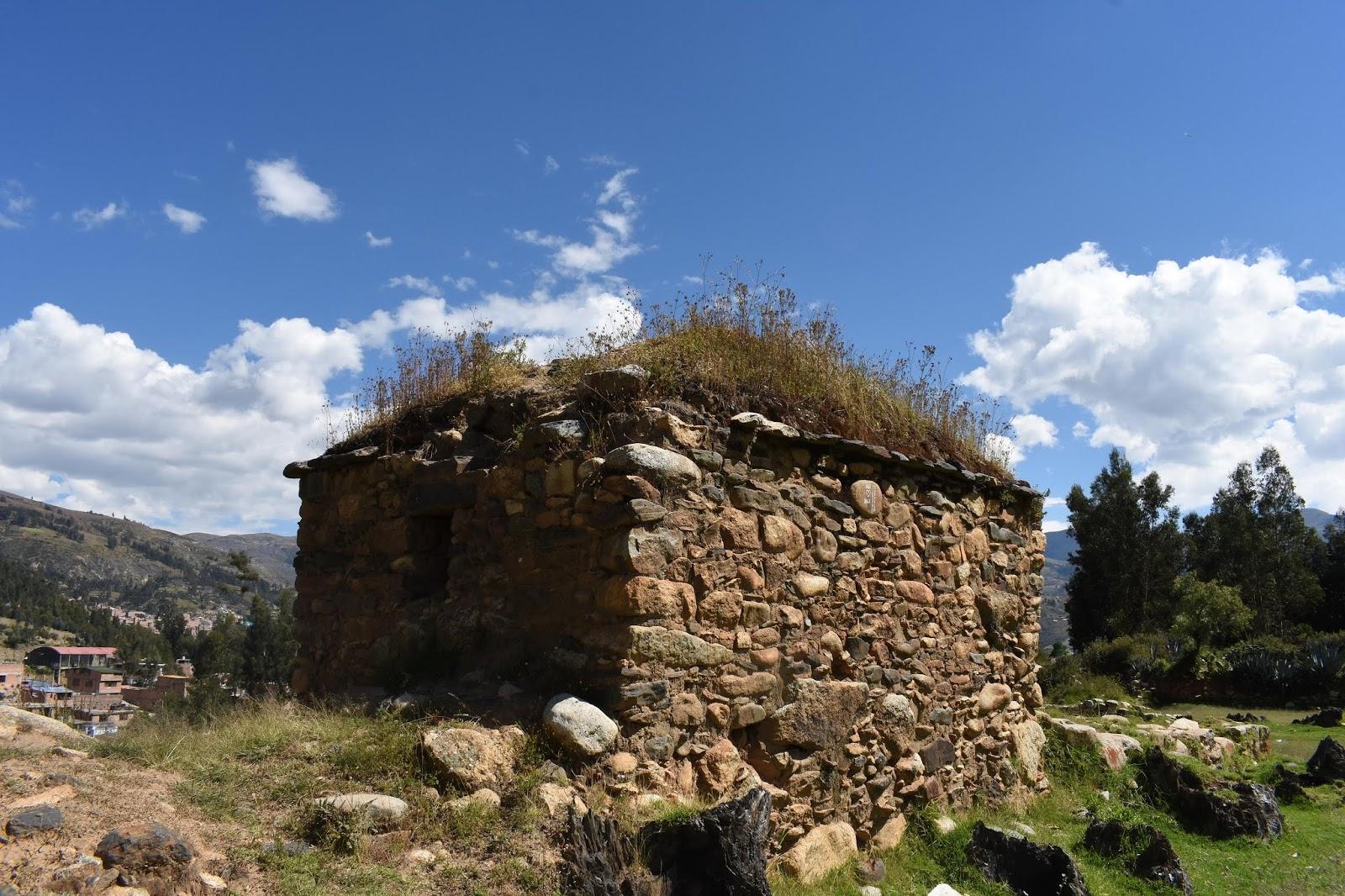 Photo of Complejo arqueológico de WUALLAC, interesante e histórico