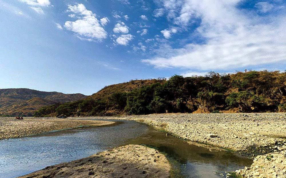 Parque Nacional Cerros de Amotape tumbes