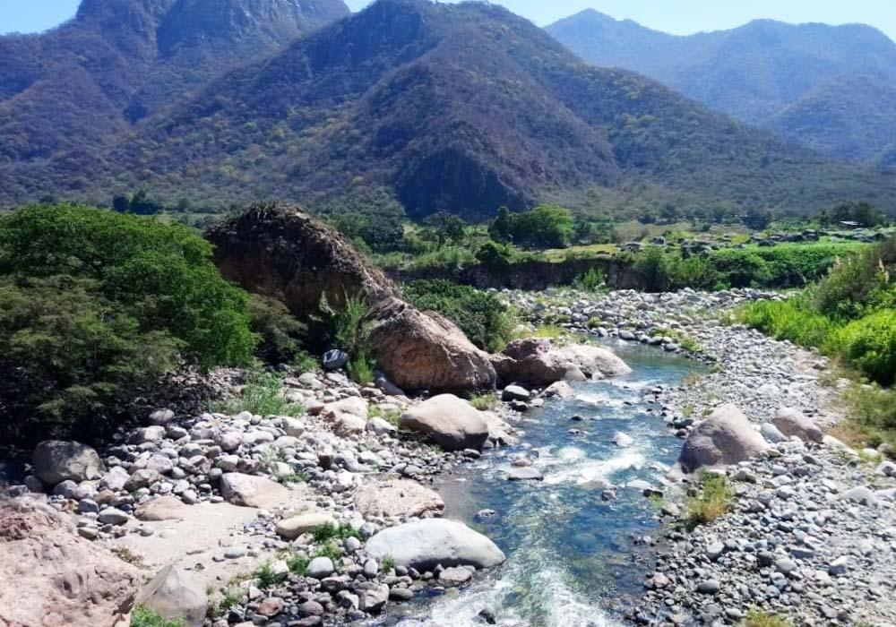 Refugio de Vida Silvestre Laquipampa lambayeque