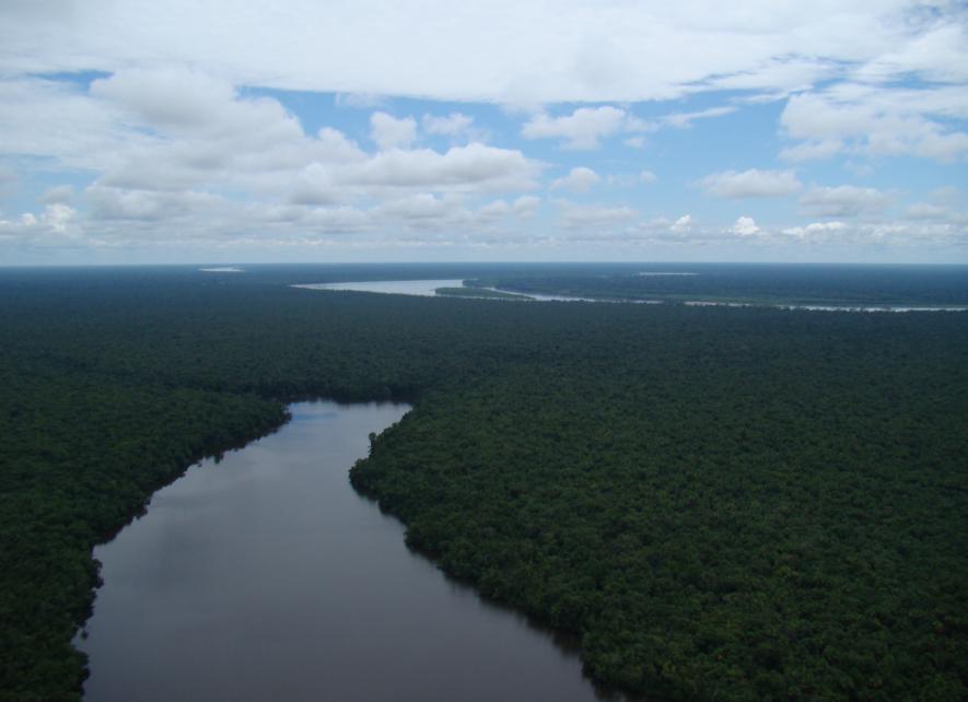 reserva nacional pacaya samiria loreto
