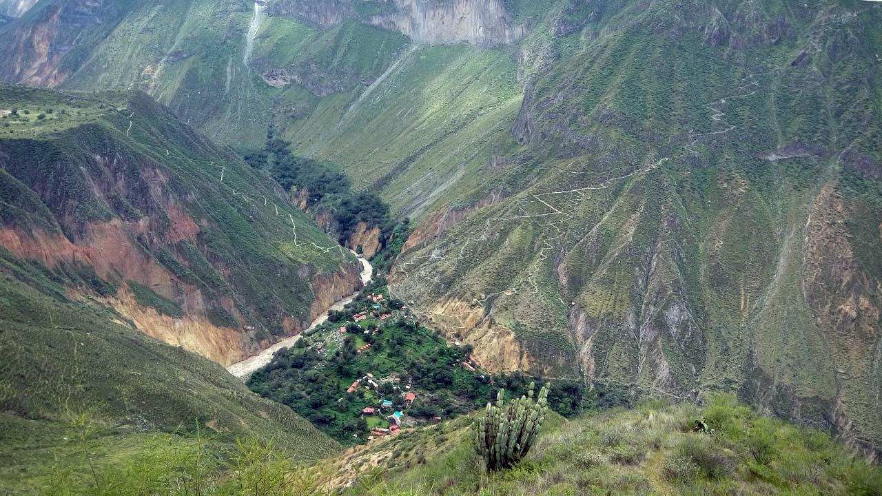 Cabanaconde-Mirador-Arequipa