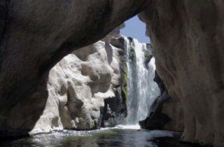 Cascadas de Calachaca