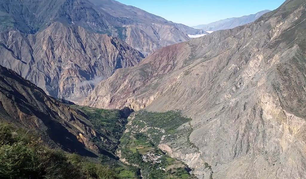Reserva Paisajística Subcuenca del Cotahuasi