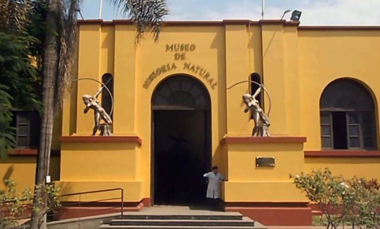 Museo de Historia Natural de la UNMSM en Lima