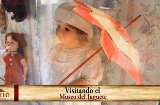 Muñeca más cara del Museo de Juguetes de Trujillo
