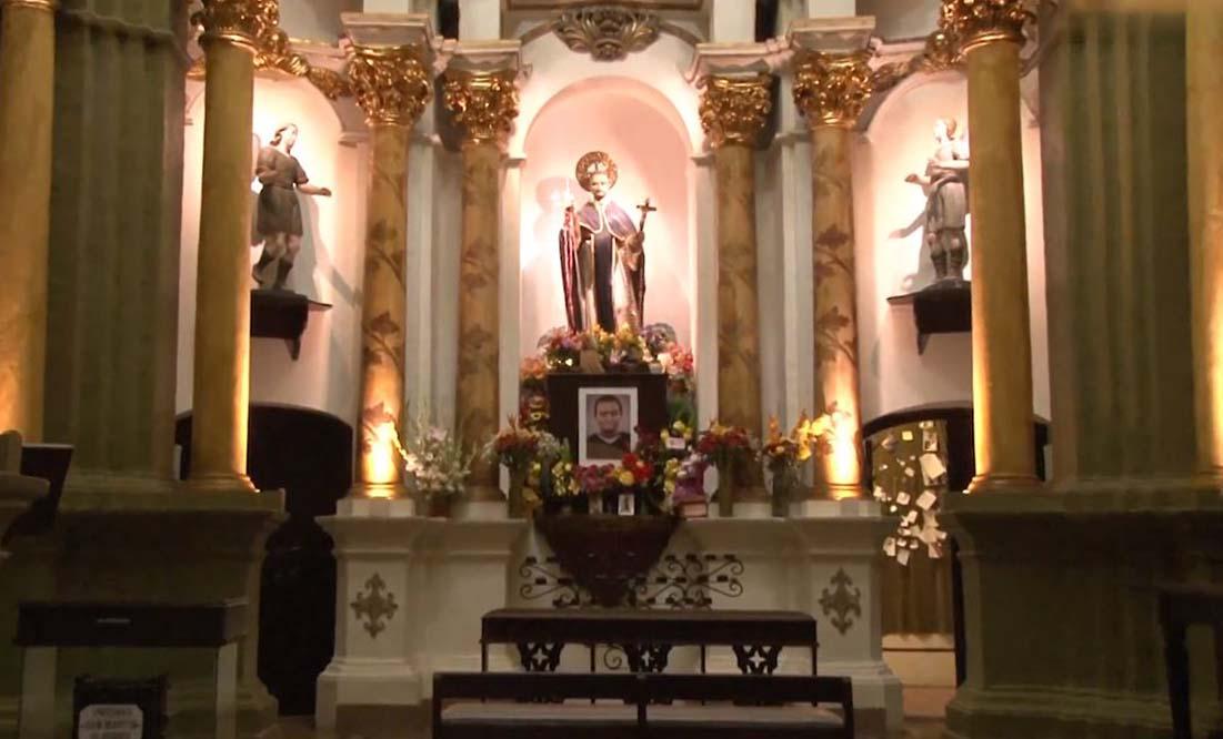 Capilla de San Martín en el Convento Máximo Del Rosario