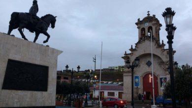 Templo San Juan Bautista en Macusani Puno