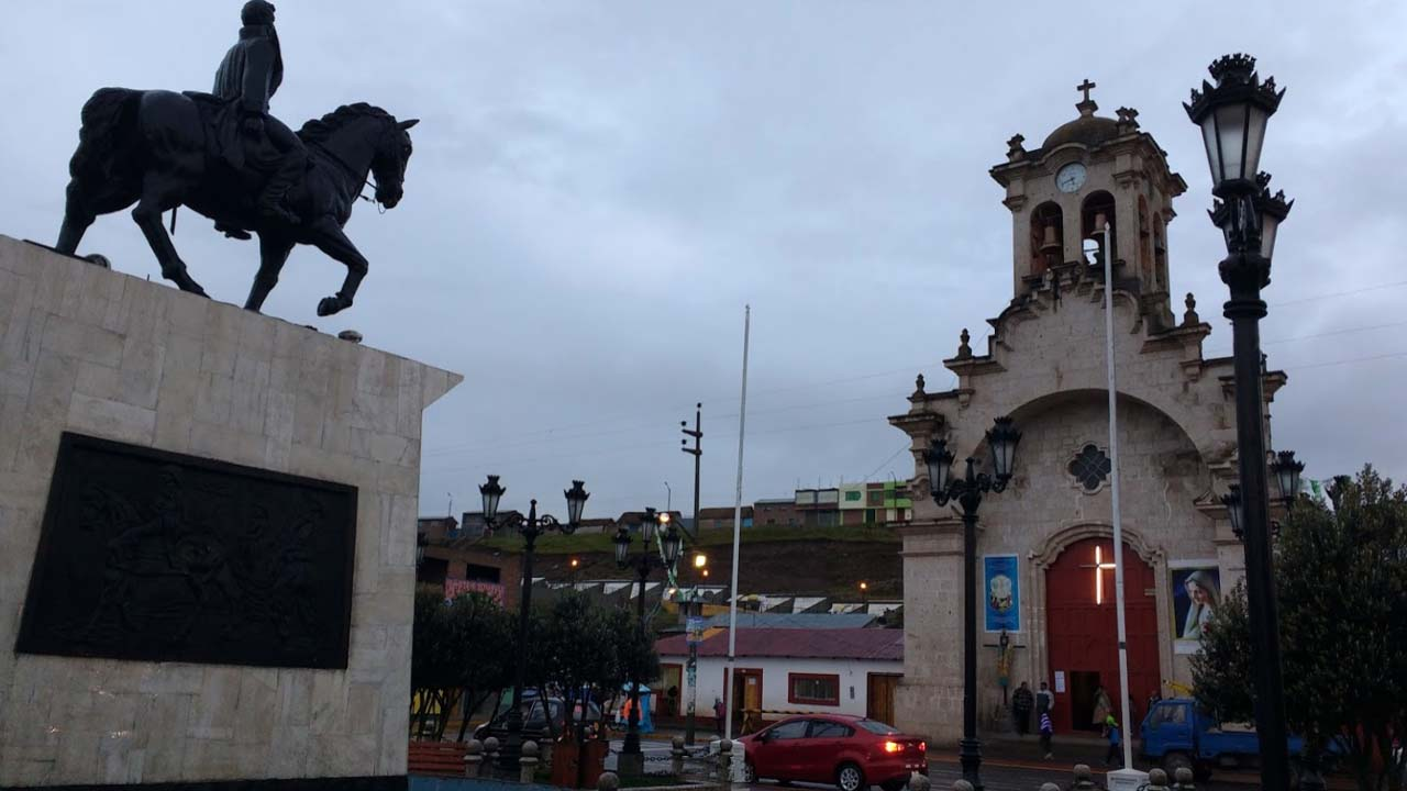 Photo of Templo San Juan Bautista en Macusani – Belleza arquitectonica de Puno