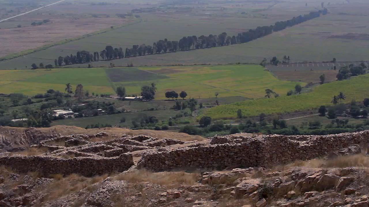 ruinas fortaleza de cinto lambayeque patapo