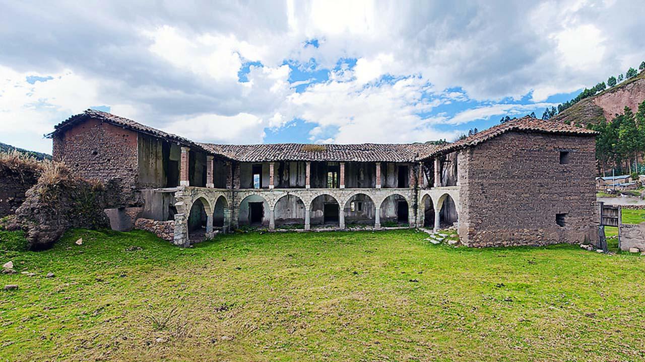 Hacienda Casacancha en Vinchos, Ayacucho