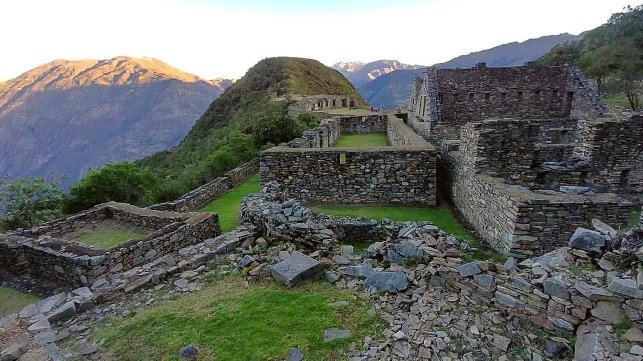 Photo of Choquequirao – Recorre el camino Inca y conoce este sitio arqueológico