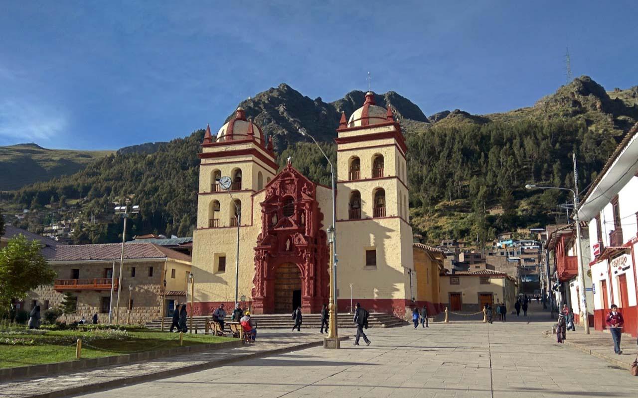 Iglesia Central de Huancavelica