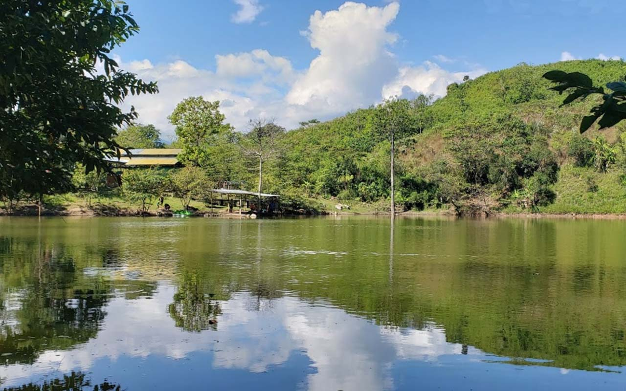 Laguna Don Bosco en San Ramón Junín