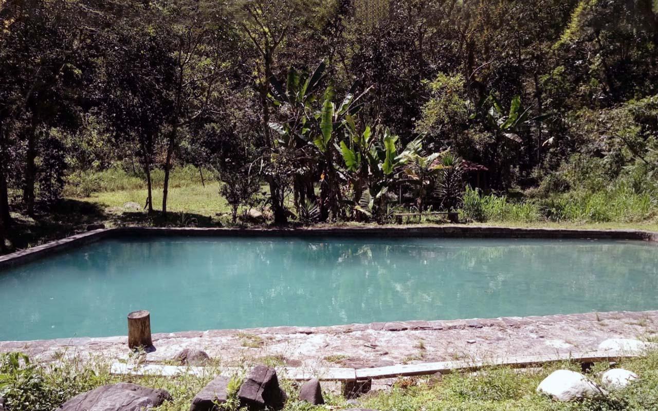 Baños Termales de Tocuya en Rodriguez de Mendoza Amazonas