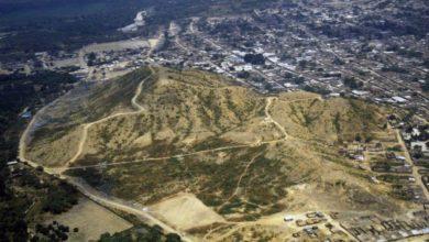 Complejo Arqueológico en el Cerro Ñañañique