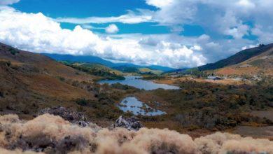 Laguna el Porvenir en Amarango-Bagua-Amazonas