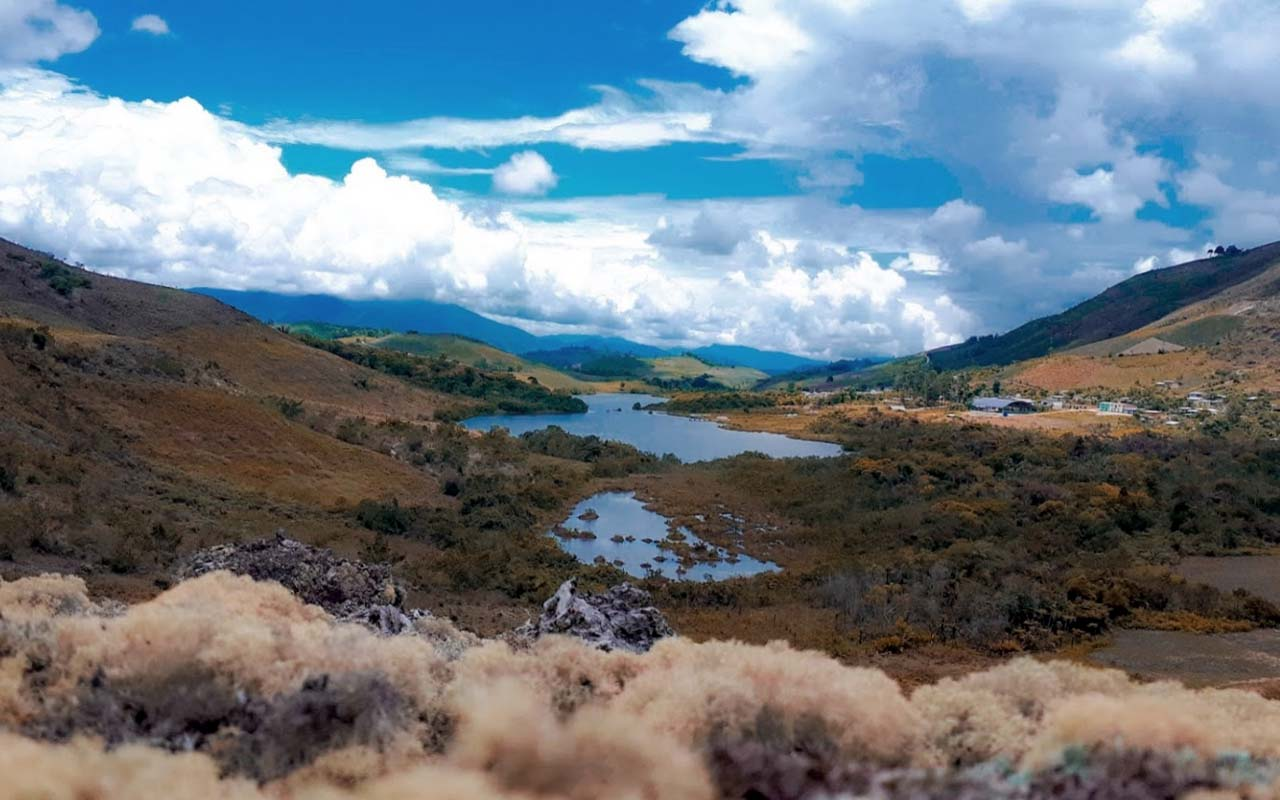 Photo of Laguna El Porvenir – Disfruta nadar en sus aguas verde azuladas