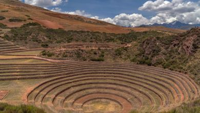 Photo of Moray – Complejo de Terrazas Incas para el cultivo de plantas