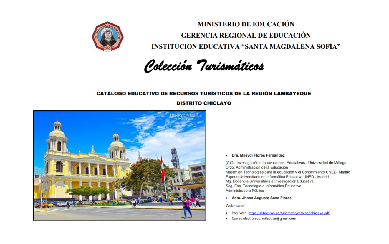 Photo of Turismático – Catalogo De Recursos Educativos Turísticos